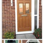Composite entrance door colours in South Wales