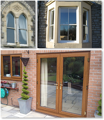 Repair on any double glazing