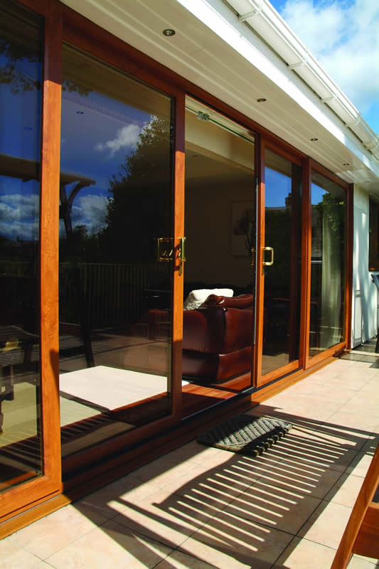 Can Double Glazed Patio Doors Really Keep Heat In Falcon