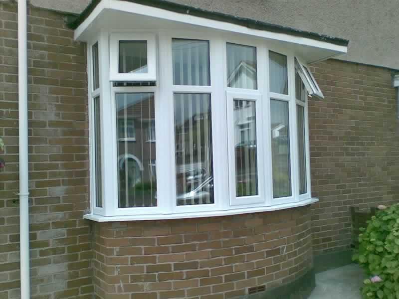 Bay windows simple bay windows east hanover newark nj for Bay window replacement windows