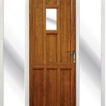 Charlotte door colour example