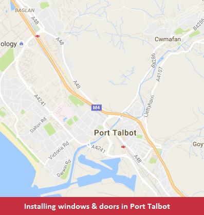 Falcon port talbot