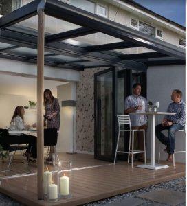 uPVC Verandas in South Wales | Falcon Installations