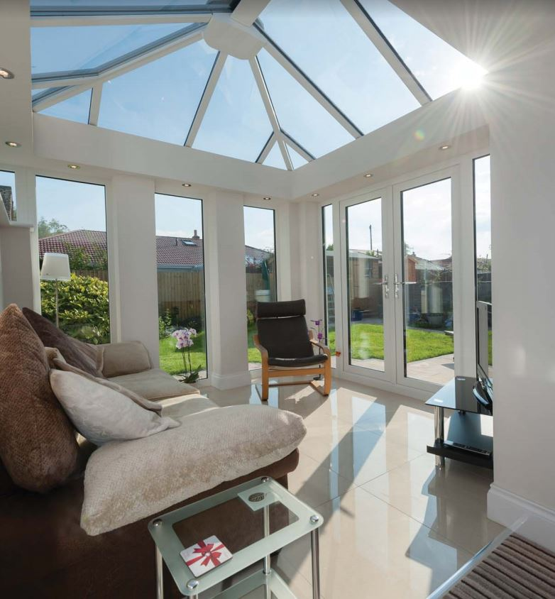 A guide to conservatory lighting falcon installations at falcon installations we have installed hundreds of conservatories across south wales our professional installation teams have the skills and experience aloadofball Image collections