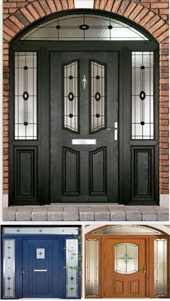 detailed look 0cc67 3ed78 Energy Efficient Composite Doors in South Wales | Falcon ...