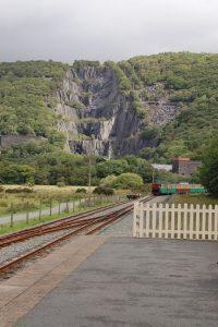 Snowdonia train