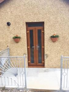 Stylish French Door