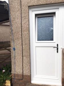 Tilt and Turn Door Windows