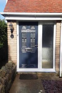 Falcon - Grey Composite Door