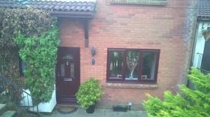 uPVC Rosewood Door and Windows